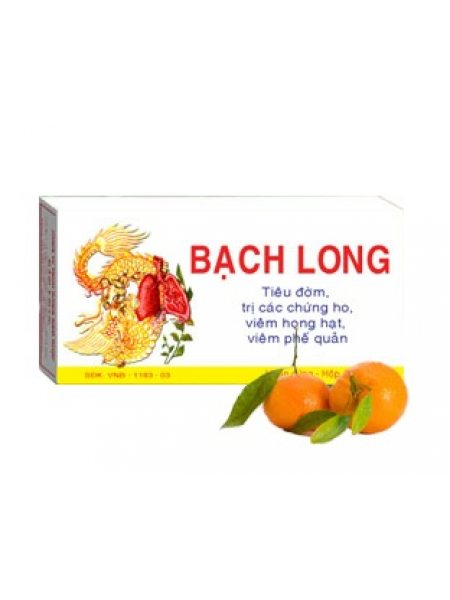 Шарики от кашля Bach Long Hoan